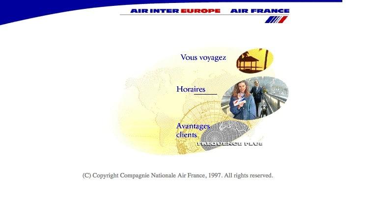 Air France 1997