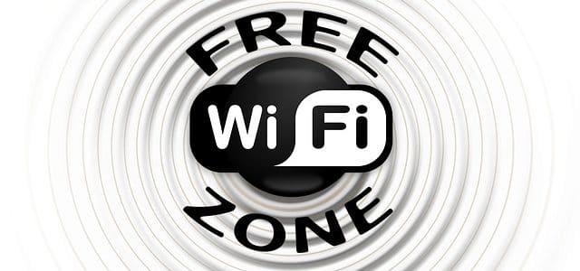 free wifi public