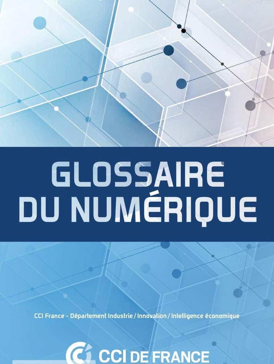 Glossaire du numérique édité par la CCI France